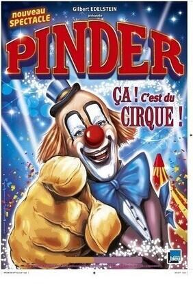 LE CIRQUE PINDER (Saint Etienne)