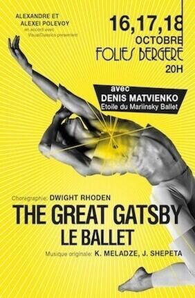 THE GREAT GATSBY - LE BALLET