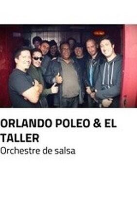 ORLANDO POLEO & EL TALLER (Montreuil)