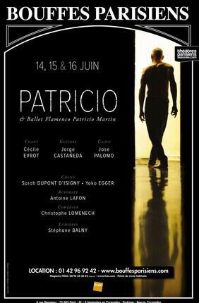 PATRICIO & BALLET FLAMENCO PATRICIO MARTIN