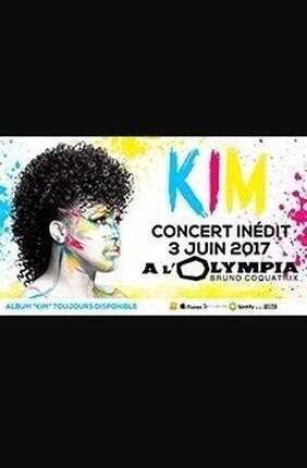 KIM - CONCERT INEDIT à L'OLYMPIA