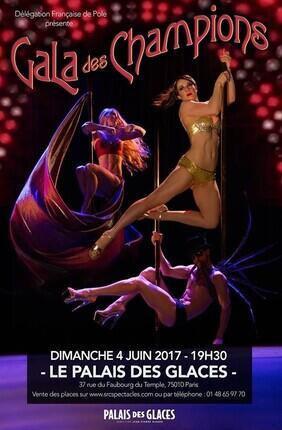 POLE DANCE - GALA DES CHAMPIONS