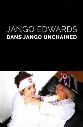 JANGO EDWARDS DANS JANGO UNCHAINED (Theatre du Pont Tournant)