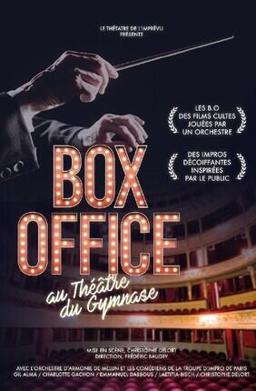 BOX OFFICE (Theatre du Gymnase)