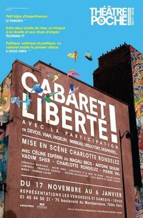 CABARET LIBERTE !
