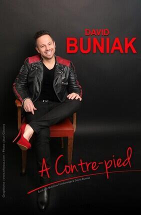 DAVID BUNIAK - A CONTRE-PIED