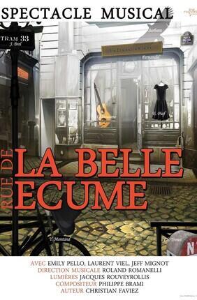 RUE DE LA BELLE ECUME - Le Rouge Gorge