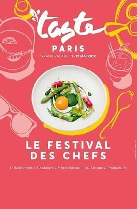 TASTE OF PARIS : LE FESTIVAL DE LA GASTRONOMIE