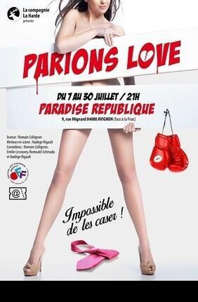 PARIONS LOVE