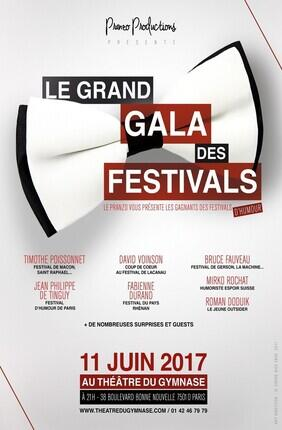 LE GRAND GALA DES FESTIVALS