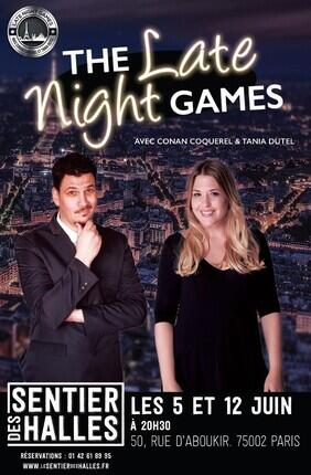 THE LATE NIGHT GAMES
