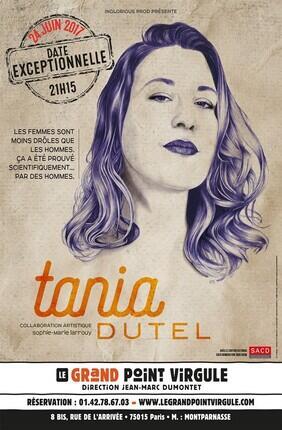 TANIA DUTEL (Grand Point Virgule)