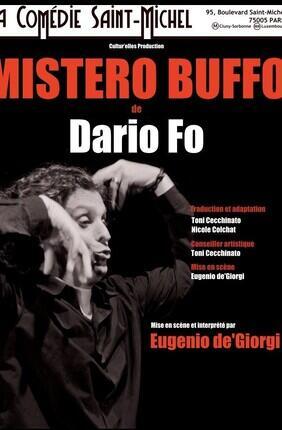 MISTERO BUFFO DE DARIO FO