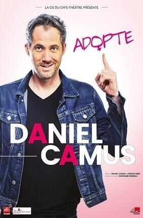 DANIEL CAMUS DANS ADOPTE (Saint Brevin)