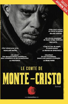 LE COMTE DE MONTE CRISTO (Théâtre du Roi René)