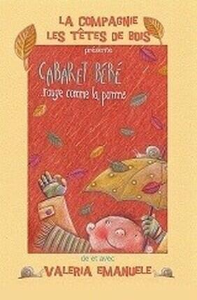 CABARET BEBE - ROUGE COMME LA POMME