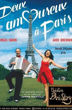 DEUX AMOUREUX A PARIS (Paris Story)