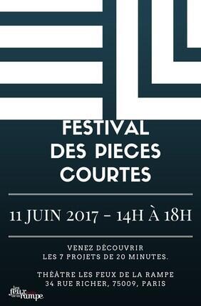 FESTIVAL DE PIECES COURTES