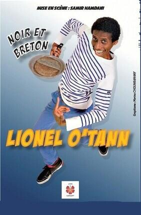 LIONEL O'TANN DANS NOIR ET BRETON (Ze Artist's)