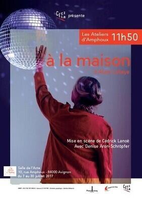 A LA MAISON (Les Ateliers d'Amphoux)