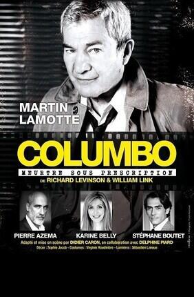 COLUMBO, MEURTRE SOUS PRESCRIPTION AVEC MARTIN LAMOTTE (Serris)