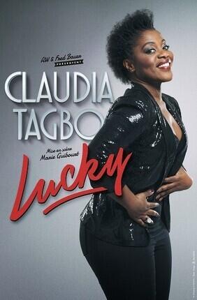 CLAUDIA TAGBO DANS LUCKY (Serris)