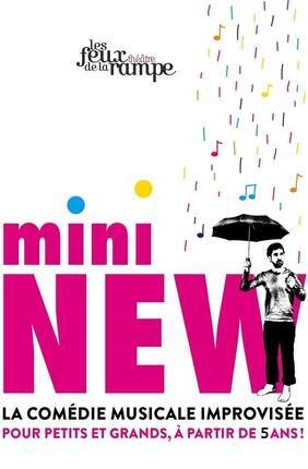 MINI NEW LA COMEDIE MUSICALE IMPROVISEE