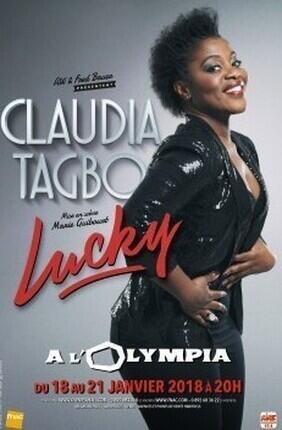 CLAUDIA TAGBO - LUCKY (Olympia)