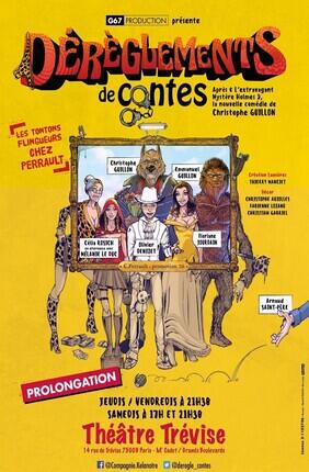 DEREGLEMENTS DE CONTES