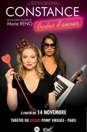 CONSTANCE ET MARIE RENO DANS GERBES D'AMOUR