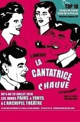 LA CANTATRICE CHAUVE (Archipel Theatre)