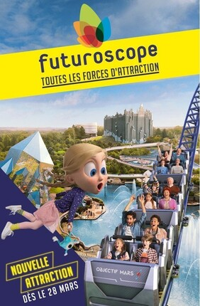 FUTUROSCOPE : BILLET