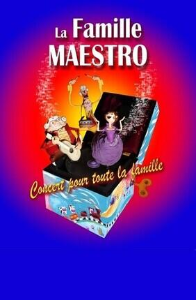 LA FAMILLE MAESTRO (Versailles)
