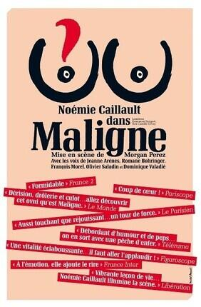 NOEMIE CAILLAULT DANS MALIGNE (Meudon)