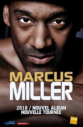 MARCUS MILLER (Salle Pleyel)