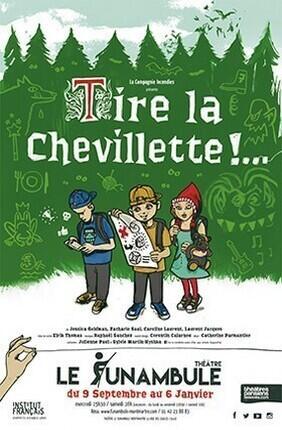 TIRE LA CHEVILLETTE... !