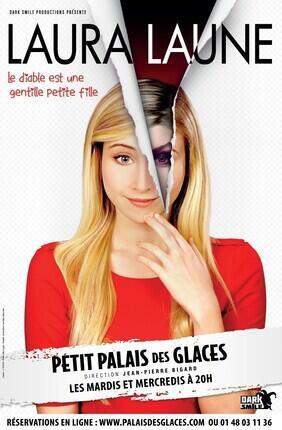 LAURA LAUNE DANS LE DIABLE EST UNE GENTILLE PETITE FILLE (Palais des Glaces)