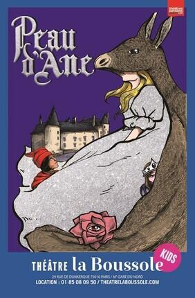 PEAU D'ANE (Theatre La Boussole)