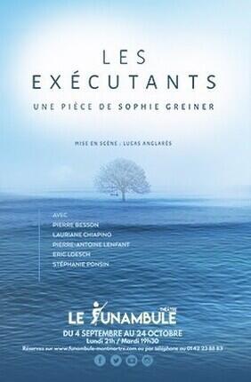 LES EXECUTANTS