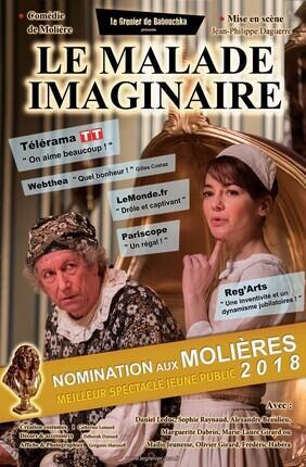 LE MALADE IMAGINAIRE (Theatre Saint-Georges)