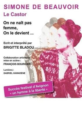 SIMONE DE BEAUVOIR  : ON NE NAIT PAS FEMME, ON LE DEVIENT
