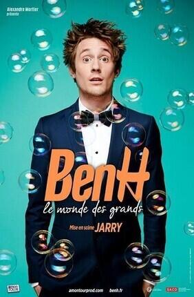 BENH DANS LE MONDE DES GRANDS (Toulon)