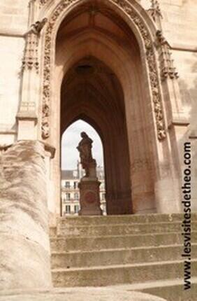 VISITE GUIDEE : PARIS CRIMINEL® PARIS BRIGAND PAR LES VISITES DE THEO