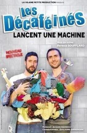 LES DECAFEINES LANCENT UNE MACHINE (Le Cres)