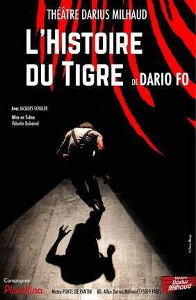 L'HISTOIRE DU TIGRE (Theatre Darius Milhaud)