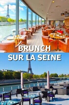 BRUNCH SUR LA SEINE