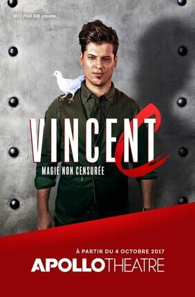 VINCENT C - MAGIE NON CENSUREE