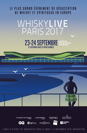 WHISKY LIVE PARIS 2017