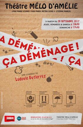 CA DEMENAGE (Melo d'Amelie)