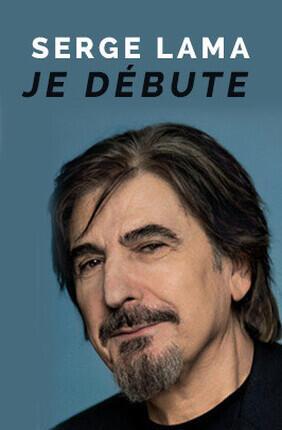 SERGE LAMA - JE DEBUTE (Enghien)